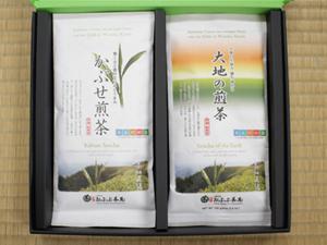 和束茶二種「味くらべ」